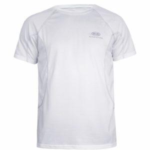 Tričko bílé Kia