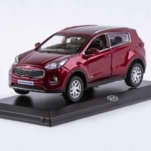 Model KIA Sportage
