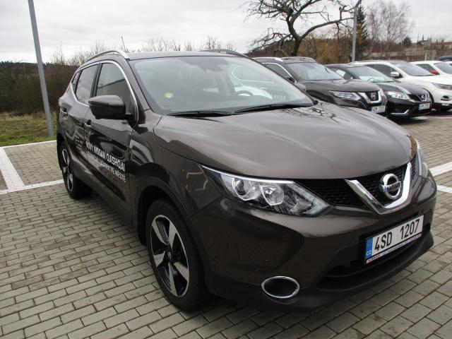 Nissan Qashqai 1,5 dCi N-Connecta + Sunroof