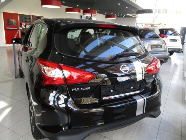 Nissan Pulsar 1,2 DIG-T ACENTA + Conn
