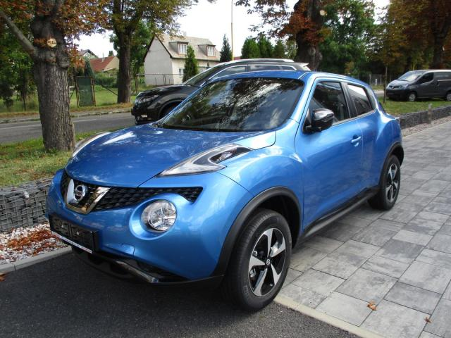 Nissan Juke 1,6 l MT N-CONNECTA