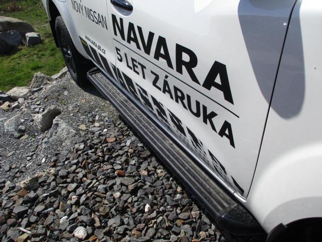 Nissan Navara N-GUARD 2,3 dCi 190 7 A/T