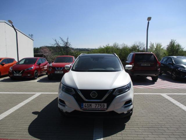Nissan Qashqai 1,5 dCi N-Connecta+Cold+Look P
