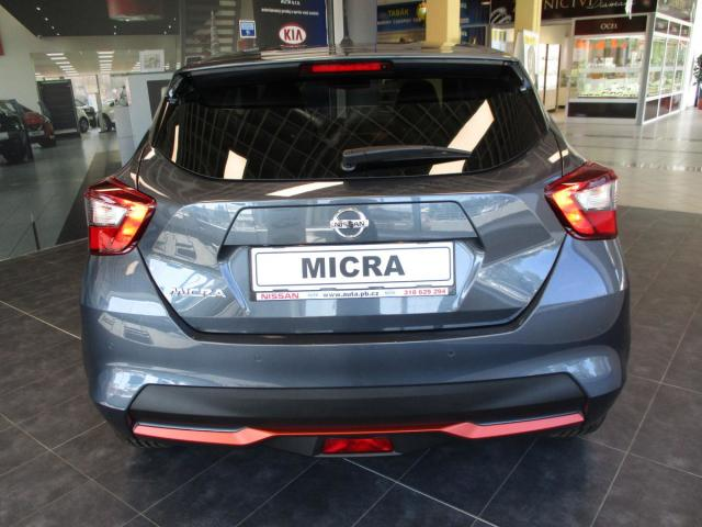 Nissan Micra 1.0P 100 HP N-CONNECTA 5MT /SP