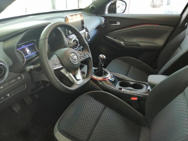 Nissan Juke 1.0 DIG-T 117 6MT N-CONNECTA