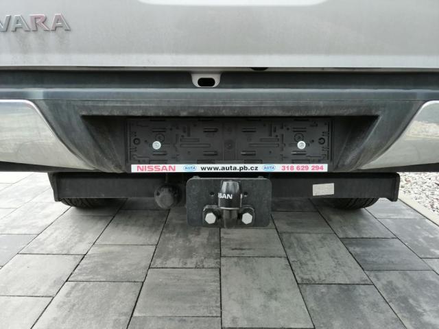 Nissan Navara 2,3D/C N-TREK 190 HP A/T