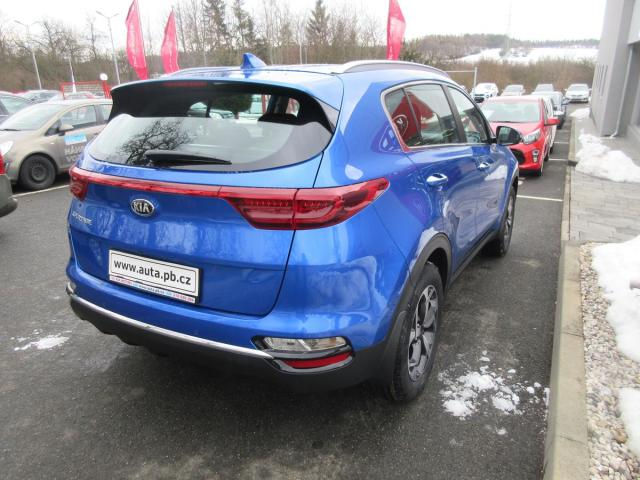 Kia Sportage 1.6 GDI EXCLUSIVE
