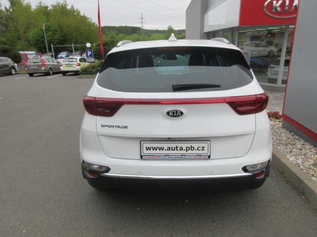 Kia Sportage 1.6 T-GDI 4x4 STYLE 7 DCT kůže