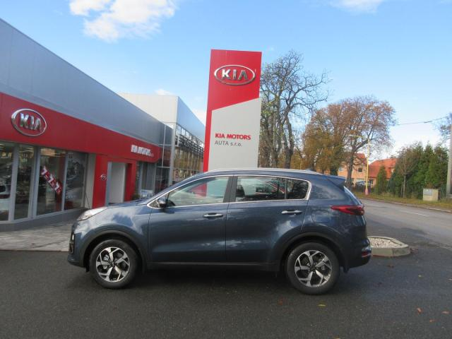 Kia Sportage 1,6 GDi 4x2 EXCLUSIVE LED