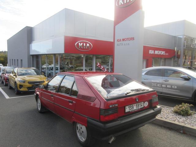 Citroën BX 1.4