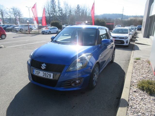 Suzuki Swift 1.6