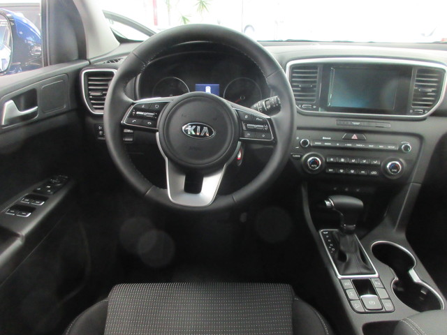 Kia Sportage 1.6 T-GDI 7DCT 4x4 TOP