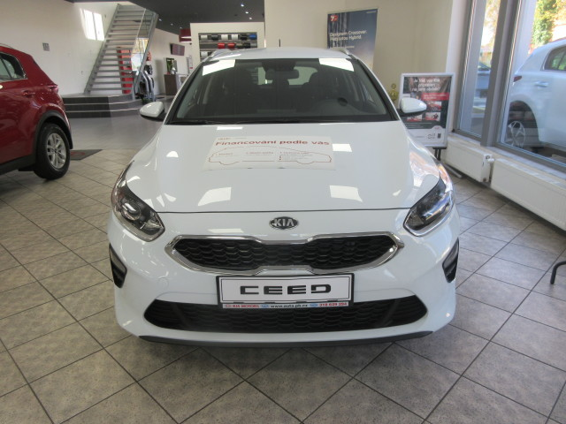 Kia Ceed 1.6 CRDi Fresh winter