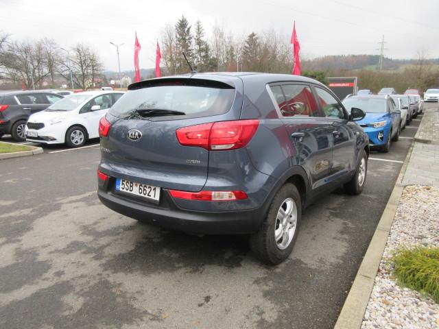 Kia Sportage 1.7 CRDI COMFORT