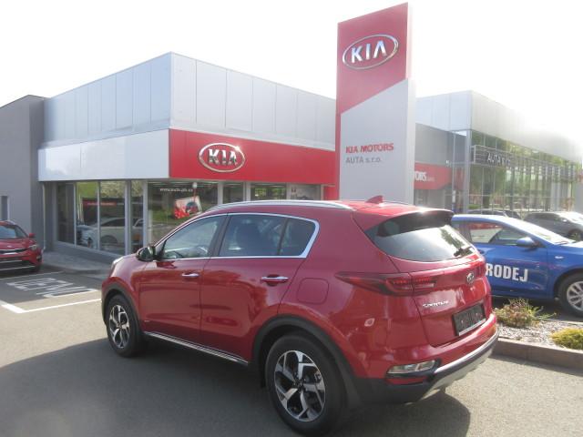 Kia Sportage 1,6 T-GDi GPF 4x4 TOP