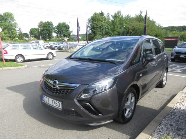 Opel Zafira 2.0 TDCi
