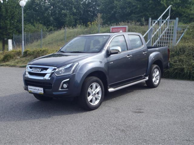 Isuzu D-Max 1.9 Double Cab 4x4 Premium+ AT