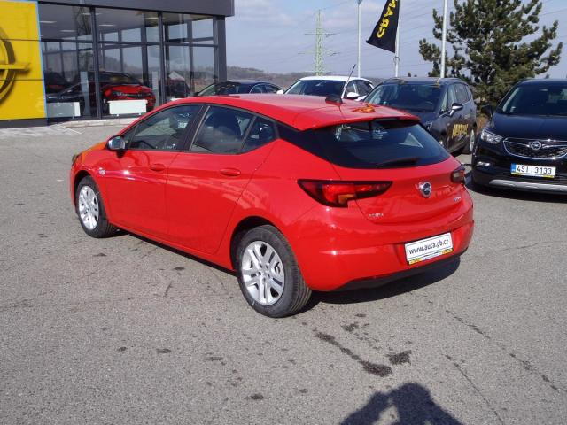Opel Astra K SMILE 1.4 Turbo