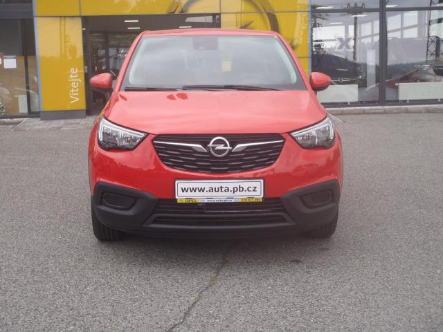 Opel Crossland X Smile 1.2 XE