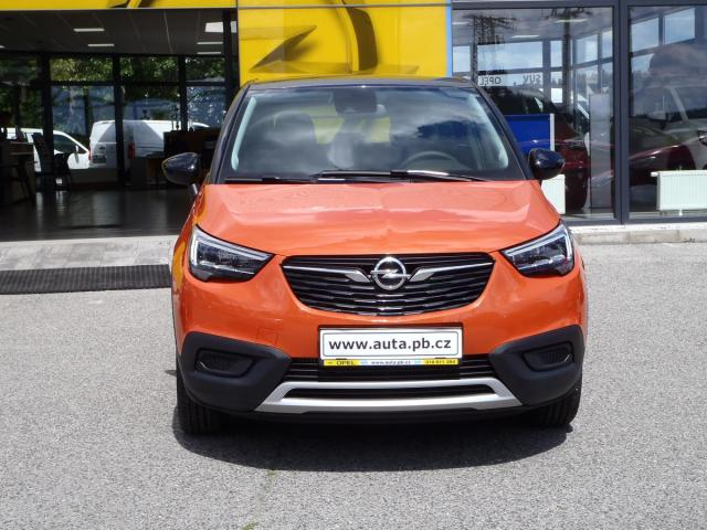 Opel Crossland X Innovation 1.2 Turbo
