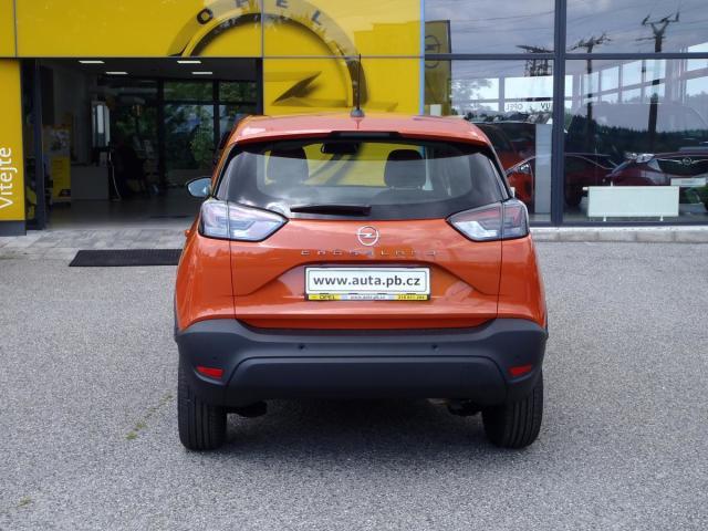 Opel Crossland Edition 1.2 Turbo